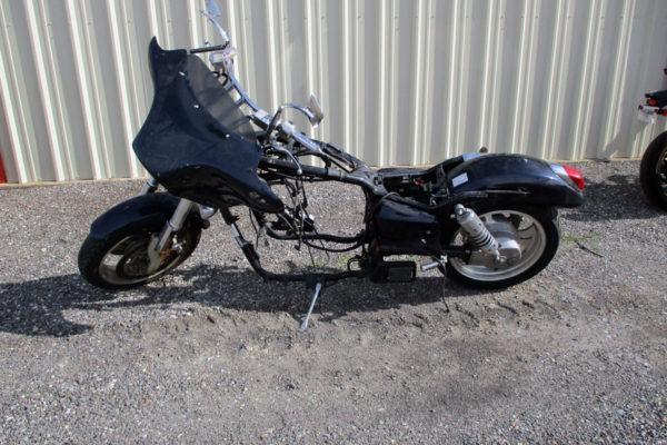 Kawasaki 2002 1500 Mean-Streak