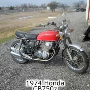 Honda CB750 1974