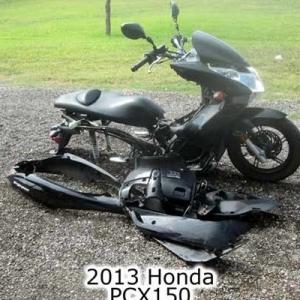 Honda PCX150 2013