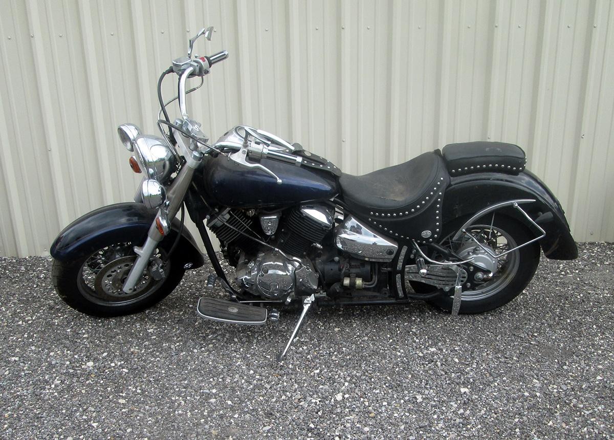 Yamaha 2001 V-Star