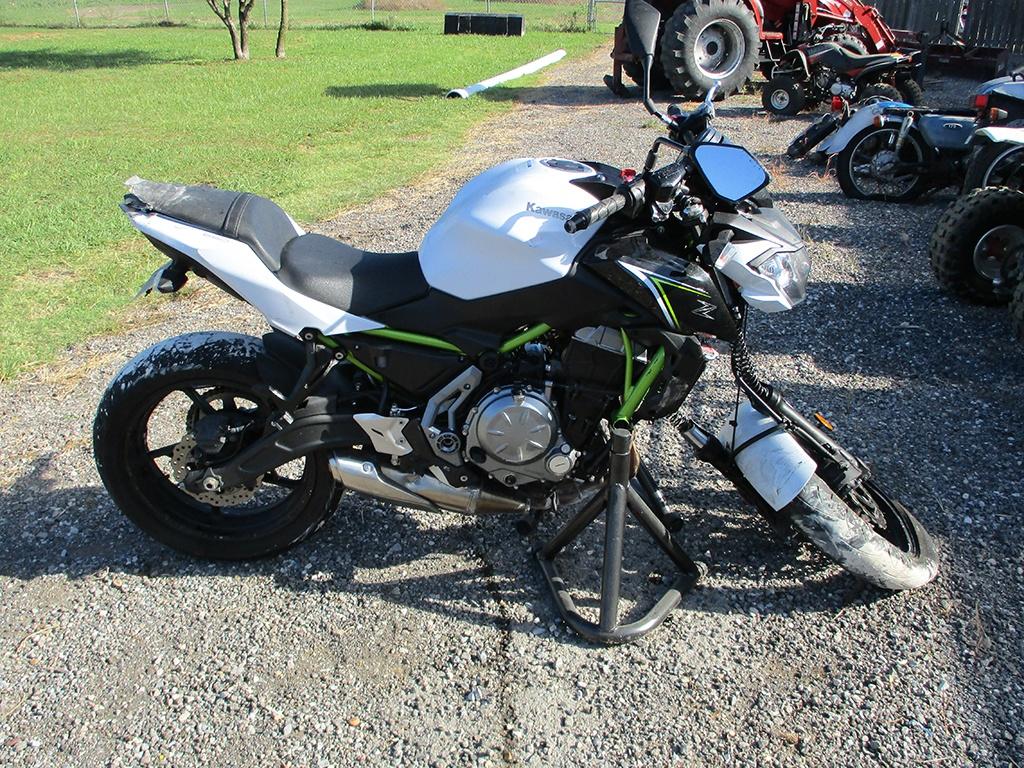 Kawasaki 2017 Z650