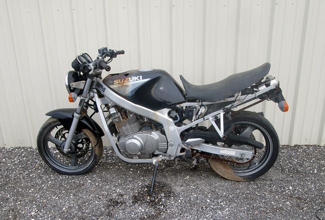 Suzuki 1997 GS500E