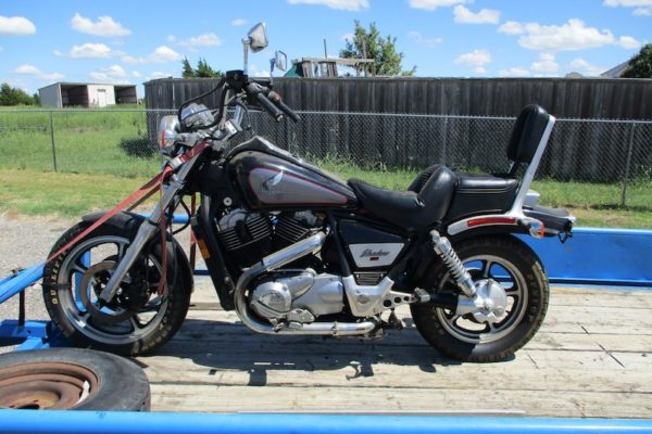 Honda Shadow 1100 1986