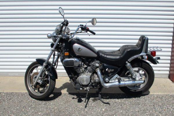 Kawasaki Vulcan 750 2001