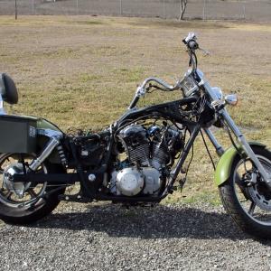 Honda 2002 VT1100 Shadow