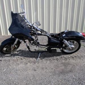 Kawasaki 2002 Mean Streak 1500