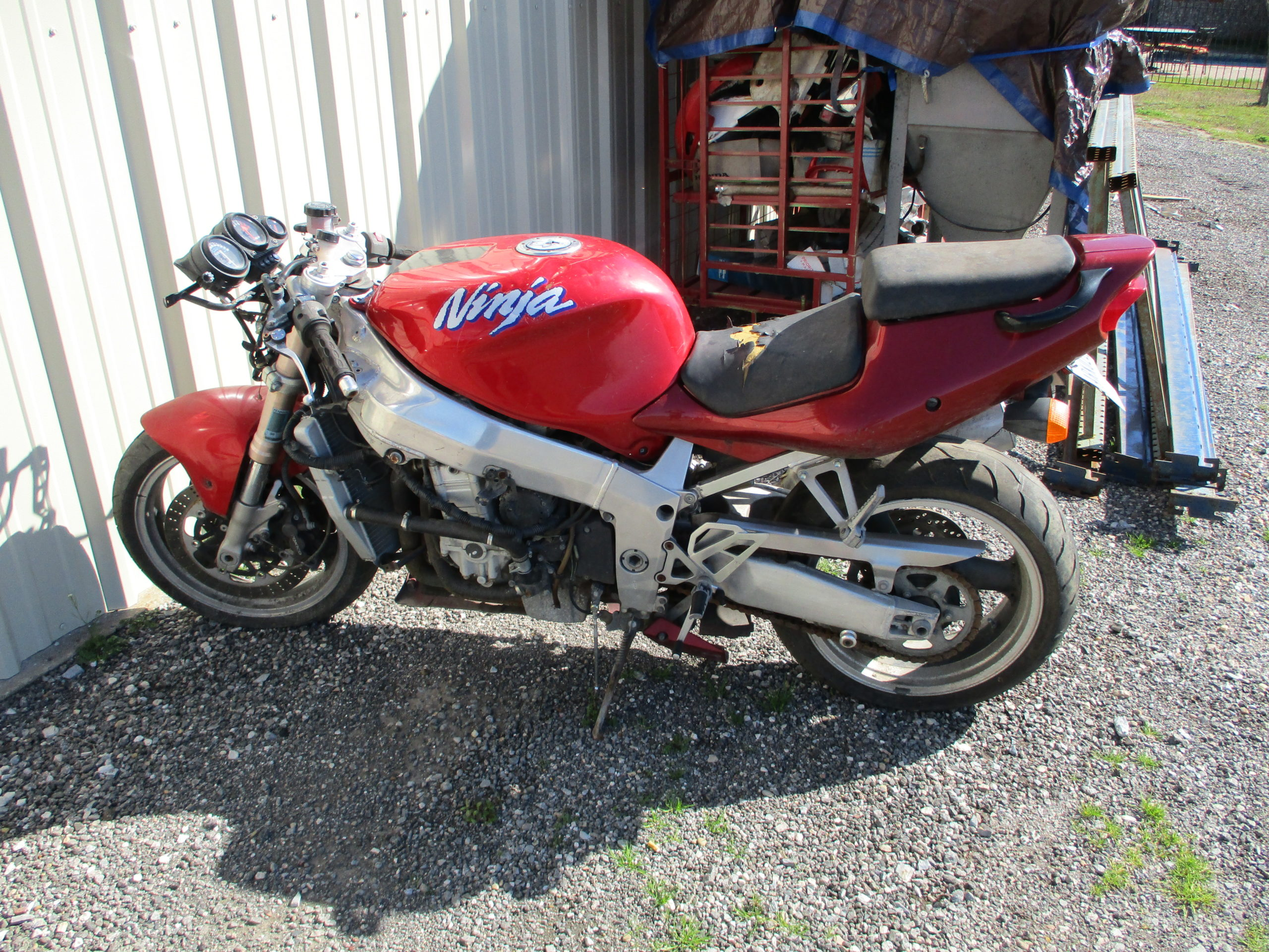 Kawasaki 1996 ZX7 Ninja