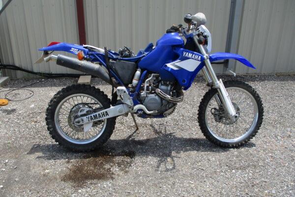 YAMAHA 1998 WR400-1