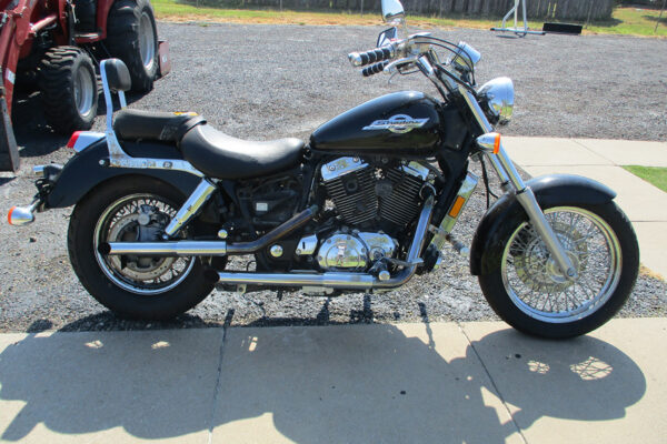 HONDA 1998 SHADOW ACE VT1100