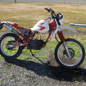 Yamaha XT350 1985